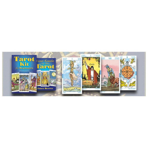 Midoco.ca:Thomas Allen Tarot For Beginners Kit