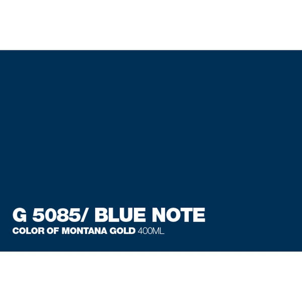 Montana Gold 400mL Spray Paint - Blue Note