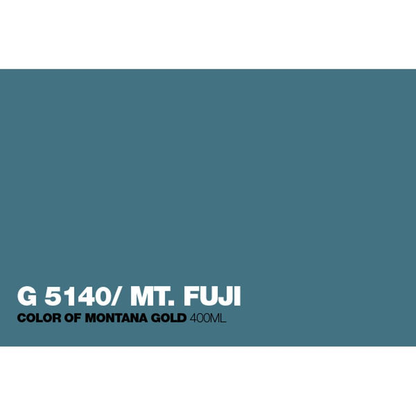 Midoco.ca: Montana GOLD 400mL Spray Paint - Mt Fuji