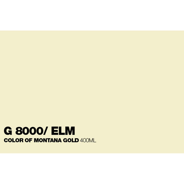 Montana Gold 400mL Spray Paint - Elm