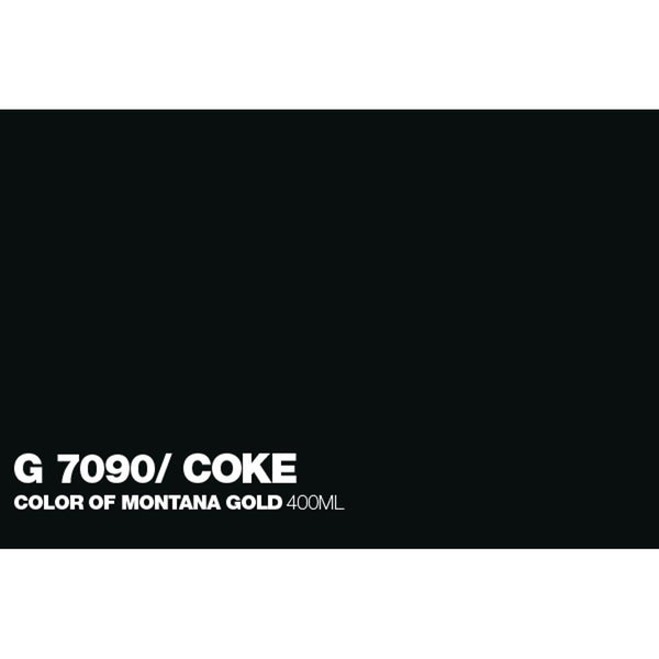 Montana Gold 400mL Spray Paint - Coke