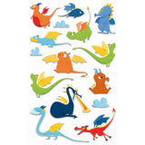 Midoco.ca: Maildor Cooky Stickers Dragons