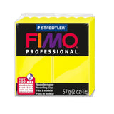 midoco.ca: Fimo Professional Polymer Clay 57g Lemon Yellow