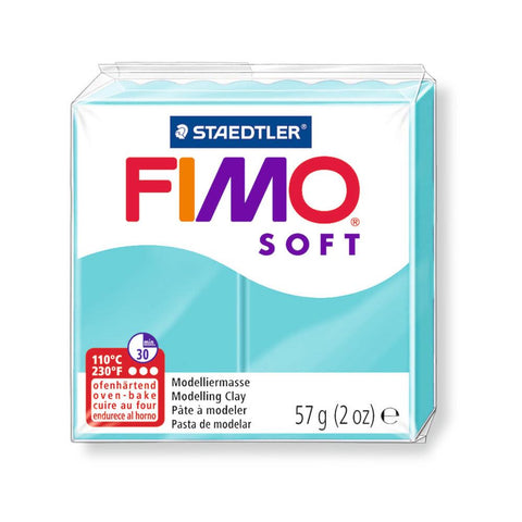 FImo Soft Polymer 58g Clay Peppermint