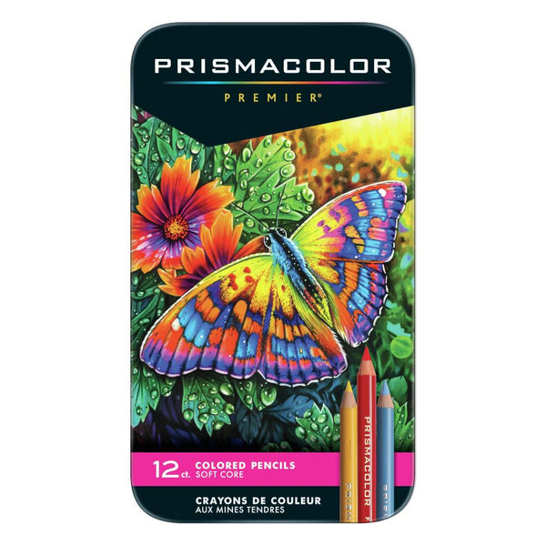Midoco.ca: Prismacolor Artist Pencil 12pk