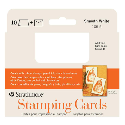 "Strathmore Creative Cards 3.5x4.875"" - Plain Edge"
