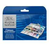 Winsor & Newton Cotman Watercolour Paint Pocket Plus Set