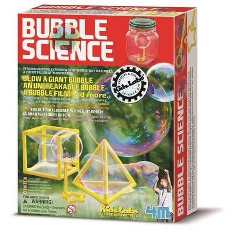 4M Bubble Science Kit