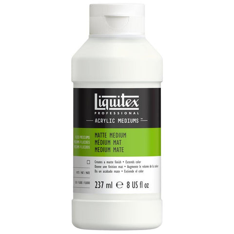 Midoco.ca: Liquitex Professional Matte Medium 8oz
