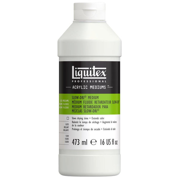 Midoco.ca: Liquitex Professional Slow-Dri Medium 16oz