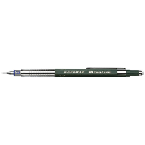 Faber Castell TK Fine Mechanical Pencil 0.7mm