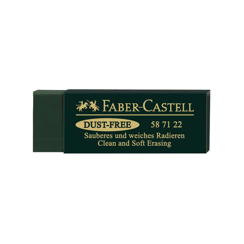Art Eraser Dust Free Green