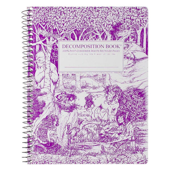 Midoco.ca: Decomposition Notebook-Fairy Tale Forest