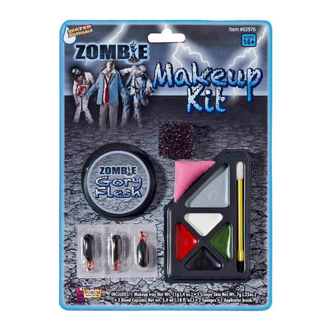 Midoco.ca: Forum Novelties Make-up Kit Zombies