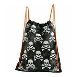 Amscan Skull & Bones Backpack Treat Sack