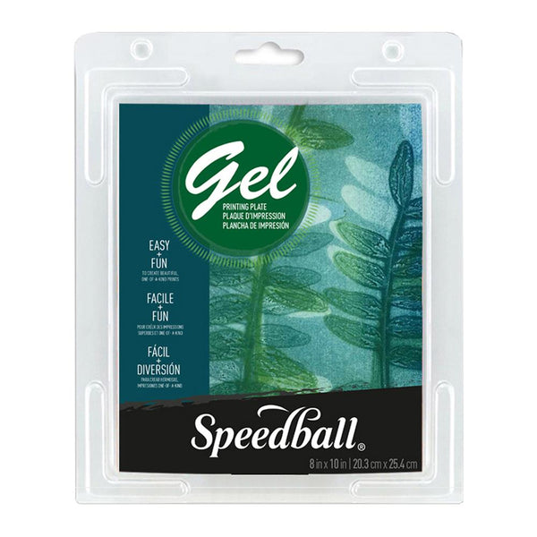 "Speedball Gel Printing Plate 8""x10"""