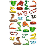 Midoco.ca: Maildor Cooky Stickers Cute Snakes