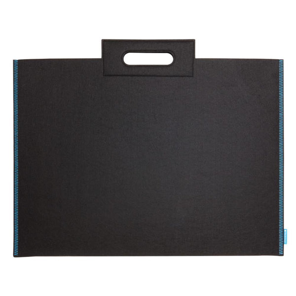 "Itoya Midtown Portfolio Bag 17""x23"" Black"