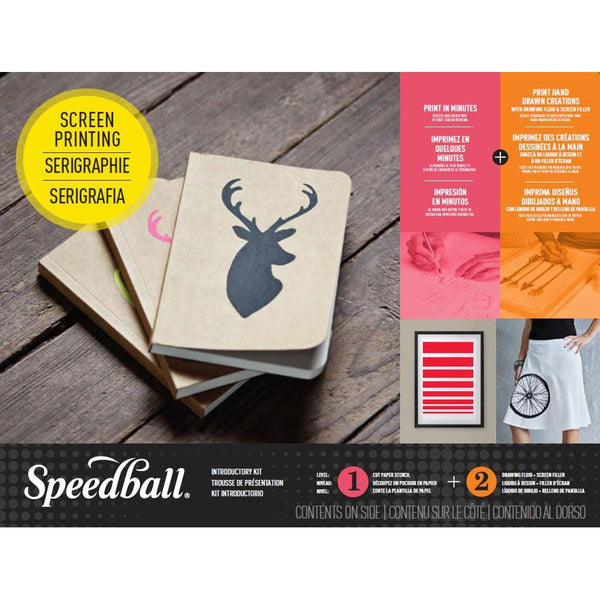 Midoco.ca: Speedball Introductory Screen Printing Kit
