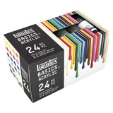 Liquitex Basics Acrylic Paint 24 Tube Best Sellers Set