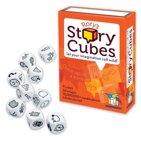 Midoco.ca: Rory's Story Game Cubes