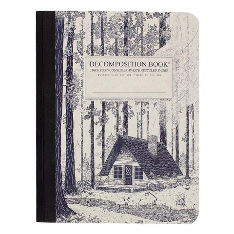Lined Decomposition Book - Redwood Creek