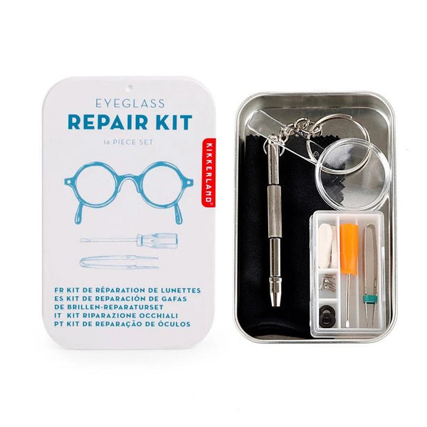 KIkkerland Emergency Kit: Eyeglass Repair