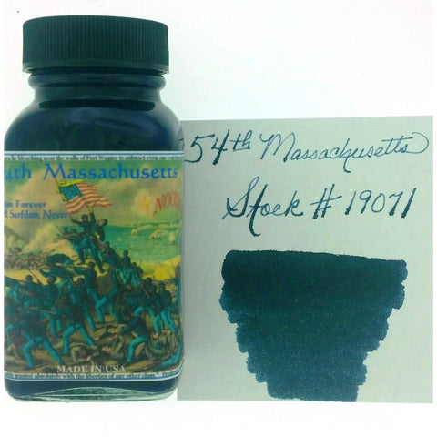 Midoco.ca: Noodler's Ink 3oz Bottle 54th Massachusetts