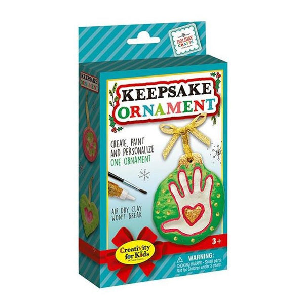 Midoco.ca: Creativity for Kids Christmas Ornament Decorating Kit