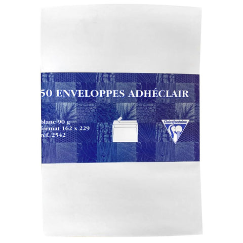 Clairefontaine Self-Adhesive Envelopes