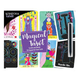 Scratch & Create Magical Tarot Kit