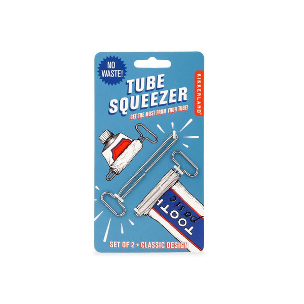 Kikkerland Tube Squeeze Keys 2pack