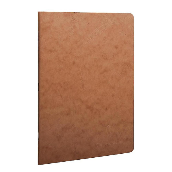 Midoco.ca: Clairefontaine Age Bag Notebook Tan