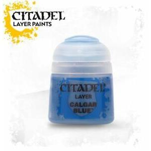 Citadel Acrylic Paint Layer Calgar Blue
