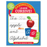 Peter Pauper Press Cursive Writing Workbook