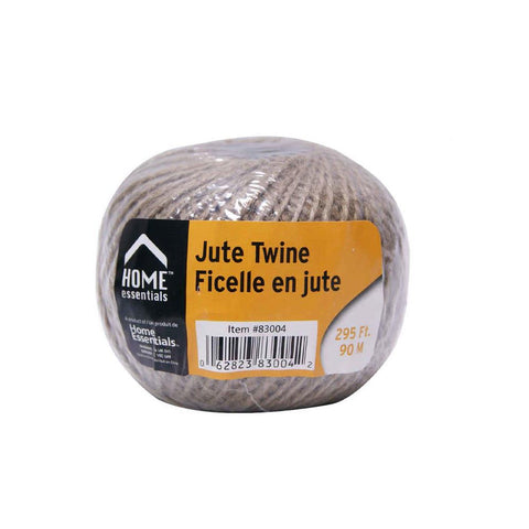 Home Essentials Jute Twine 295ft