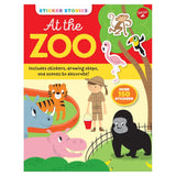 Zoo Stories Sticker Activity Book