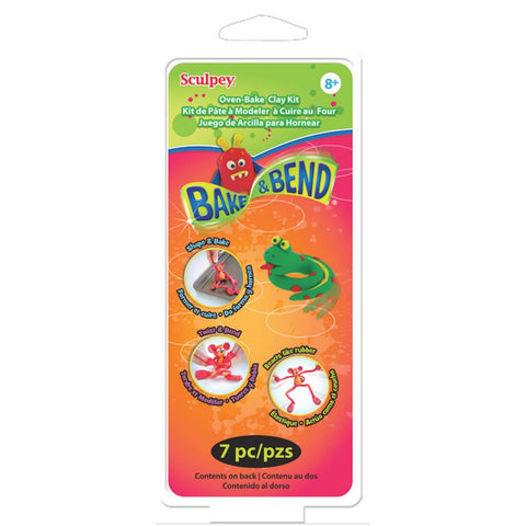 Midoco.ca: Sculpey Clay Kit Bake & Blend