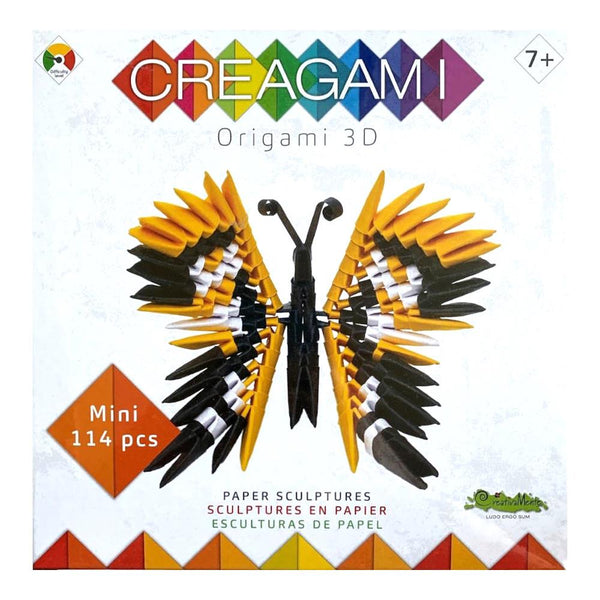 Creagami 3D Origami Kit Butterfly