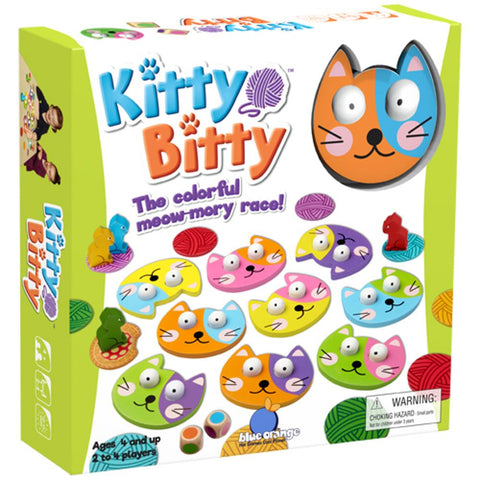 Midoco.ca: Kitty Bitty Memory Game
