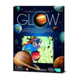 4M Glow Stars and Planets Super Nova Set