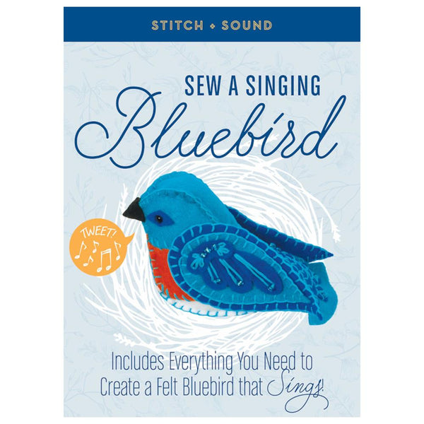 midoco.ca: Becker&May Stitch Sound Sew Singing Bluebird