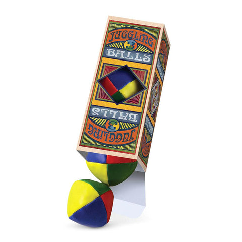 House of Marbles Juggling Balls Set 3pk