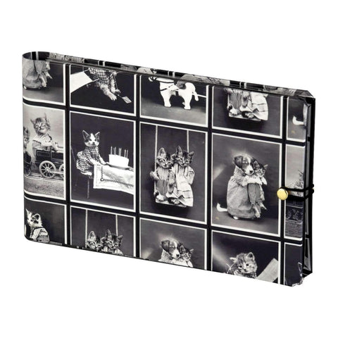 Midoco.ca: Photo Album Vintage Cats Motif