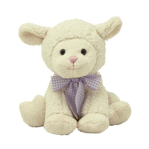 Melissa & Doug Plush Lamby Toy