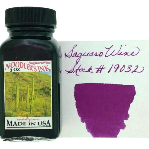Midoco.ca: Noodler's Ink 3oz Bottle Saguaro Wine