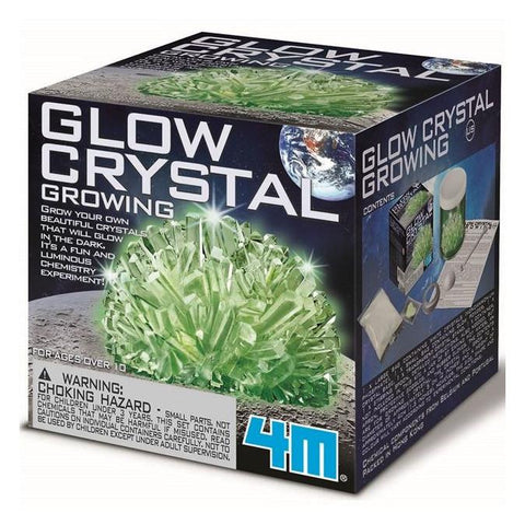 Midoco.ca: 4M Glow-In-The-Dark Crystal Kit