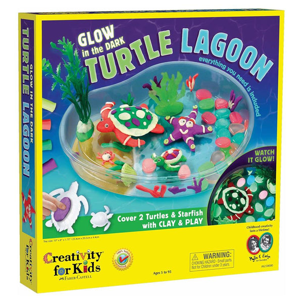 Midoco.ca: Creativity for Kids Turtle Lagoon Habitat Kit