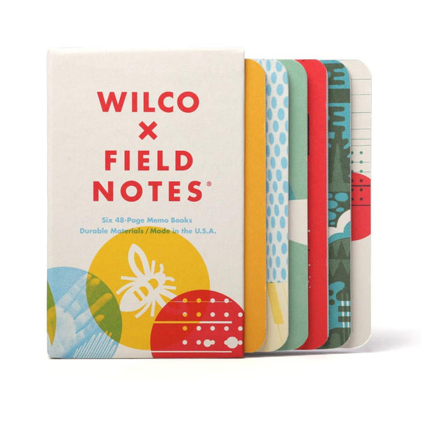 Midoco.ca: Field Notes Wilco