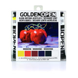 Midoco.ca: Golden Open Acrylics Colour Mixing Modern Theory 6x22ml Set